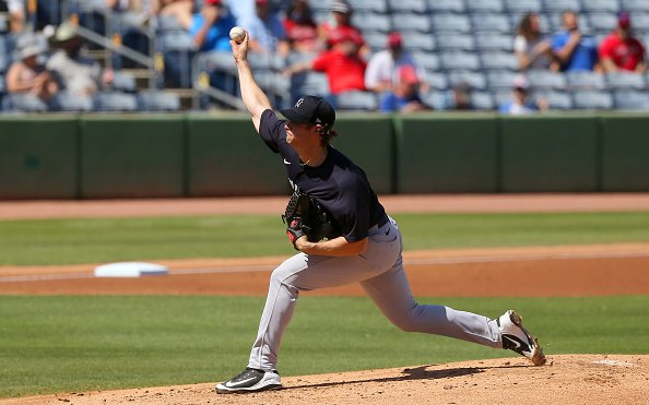 Image for 2021 NY Yankees: Starting Rotation Looks Strong in Spring Training