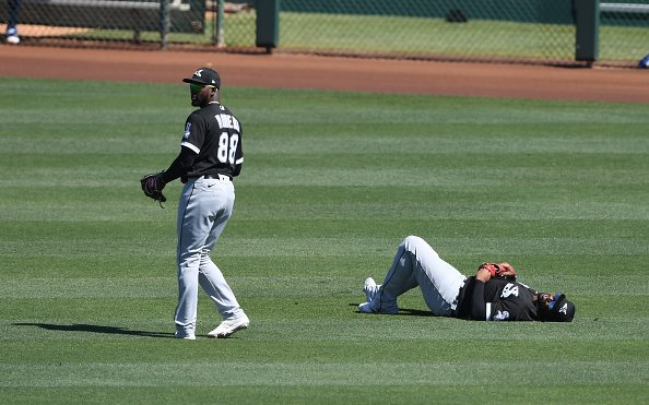 Image for 2021 White Sox: Eloy Jiménez And The Hole In Left Field