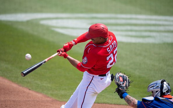 Image for 2021 Washington Nationals: Home Series Opener, Projected Starting Lineups