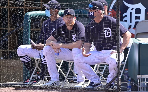 Image for 2021 Detroit Tigers: Clawing Away at Spring Training