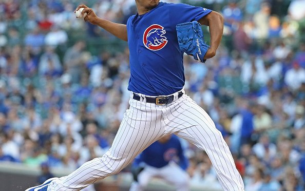 Image for Cubs Corner: Strop Grounded, Alzolay Not Ready, More