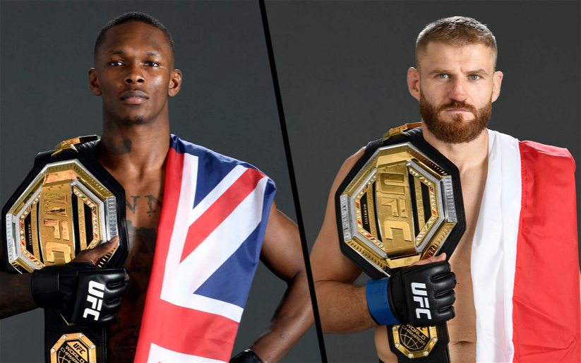 Image for UFC 259: Blachowicz vs Adesanya Fight Preview