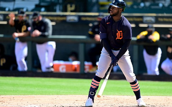 Image for 2021 Detroit Tigers: The Curious  Case of Akil Baddoo