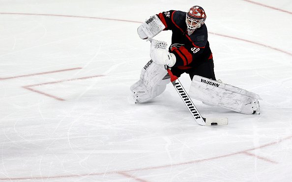 Image for Alex Nedeljkovic: A Possible Solution for the Carolina Hurricanes at 25-Years-Old