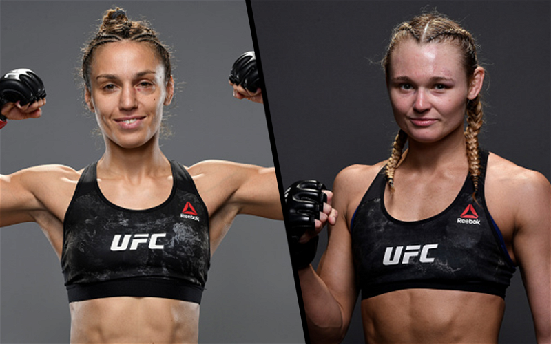 Image for Antonina Shevchenko To Fight Andrea Lee at UFC 262
