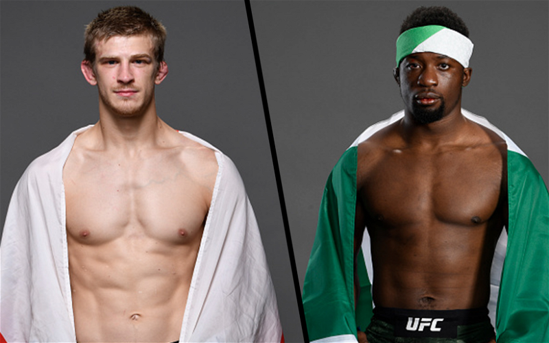 Image for Arnold Allen and Sodiq Yusuff Confirmed for April 10th