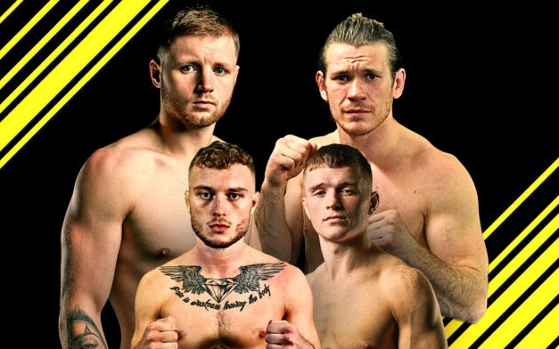 Image for Cage Warriors 120 Recap: A Thrilling Start to the Trilogy