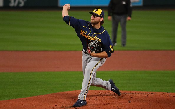 Image for 2021 Milwaukee Brewers: Burnes  Is Still Brewing