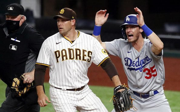 Image for MLB History: Dodgers vs Padres – 5 Greatest Moments of the Decade