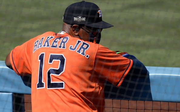 Image for MLB News: 2021 Houston Astros Spring Training Cuts