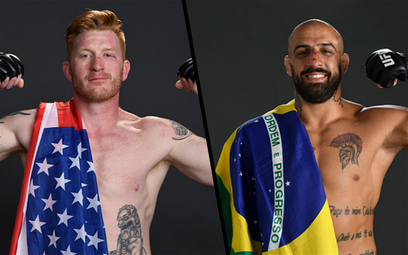 Image for Ed Herman vs Danilo Marques Added To the UFC's June 26 Card