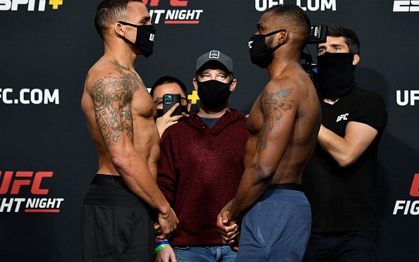 Image for UFC Vegas 21: Eryk Anders vs Darren Stewart Fight Preview