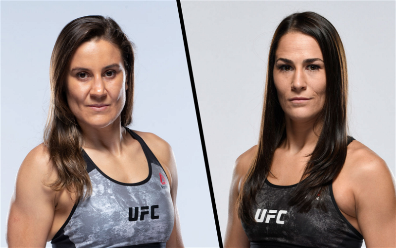 Image for Jessica Eye and Jennifer Maia To Fight on July 10th