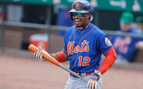 Image for MLB Breaking News: Francisco Lindor Signs Extension With Mets