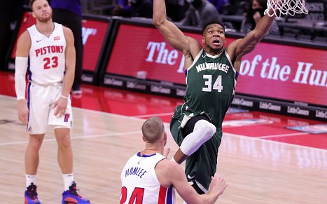 Image for The Bucks Are in the Eastern Conference Race: Is it Time to Fear the Deer?