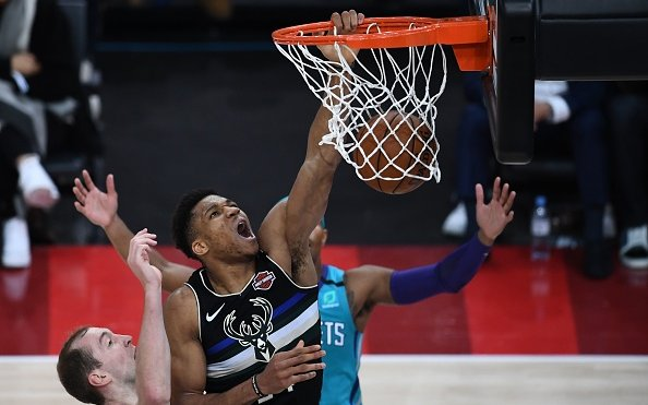 Image for Giannis Antetokounmpo's MVP Case: Can He Win a 3rd MVP in a Row?