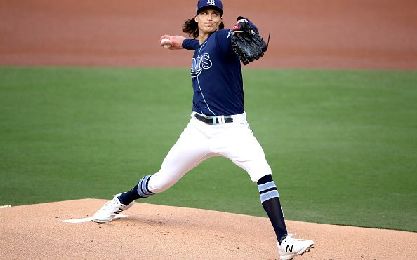 Image for 2021 Tampa Bay Rays: Shoring up the Rotation