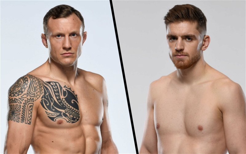 Image for Jack Hermansson Takes on Edmen Shahbazyan in UFC 262 Middleweight Clash