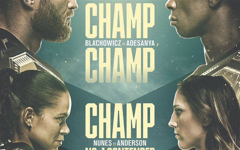 Image for UFC 259: Crossroad of Champions