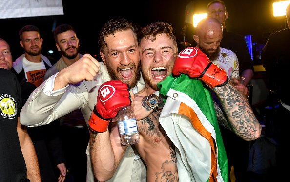 Image for James Gallagher and Patchy Mix Confirmed for Bellator 258