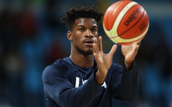 Image for Jimmy Butler's MVP Case: How Far Can He Take the Heat?