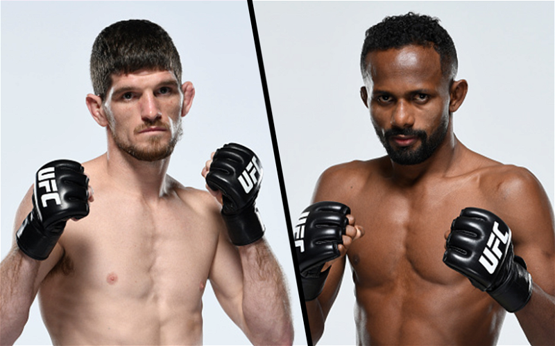 Image for Jimmy Flick To Fight Francisco Figueiredo at UFC Fight Night on May 8th