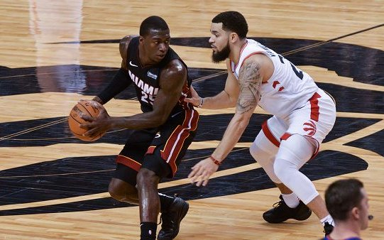 Image for Miami Heat on Fire: How They Can Remain Hot Through the Second Half of the Season