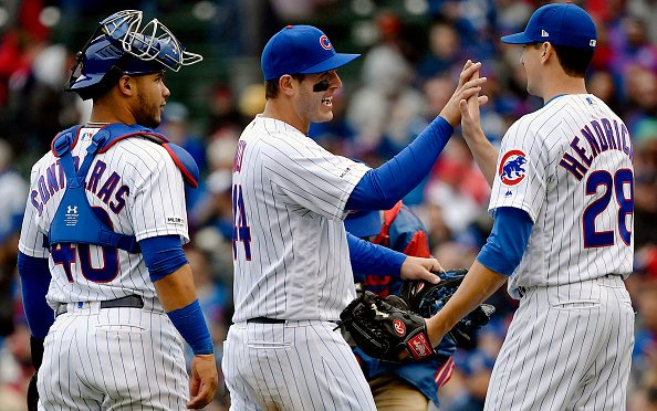 Image for 2021 Chicago Cubs: Home Opener Series Preview
