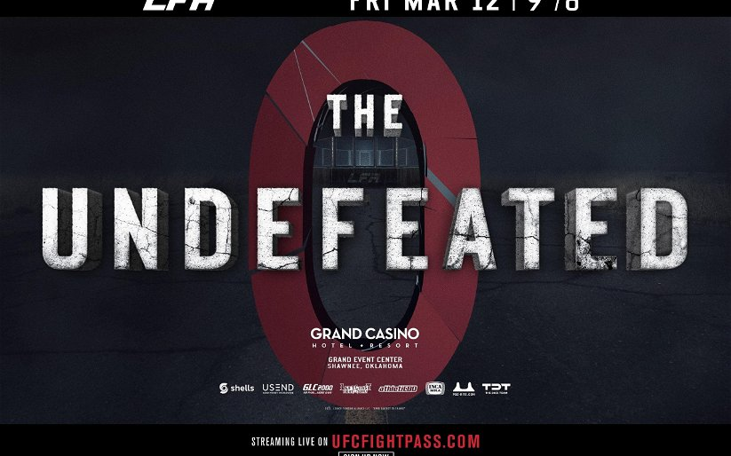 Image for Essential Look at LFA 101: The Undefeated