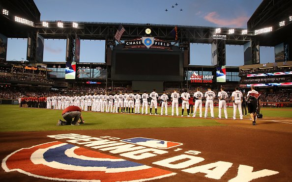Image for 2021 MLB Opening Day: Let the Games Begin