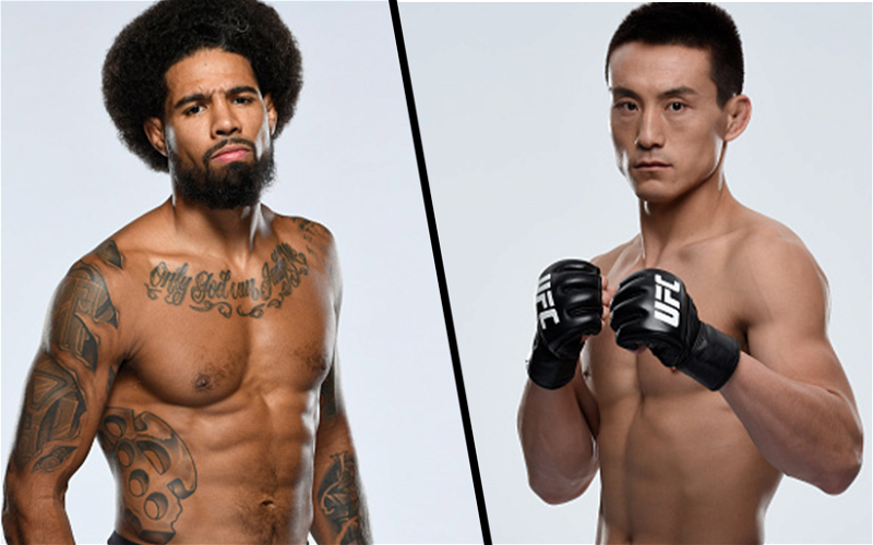 Image for UFC Vegas 22: Max Griffin vs Song Kenan Preview and Prediction