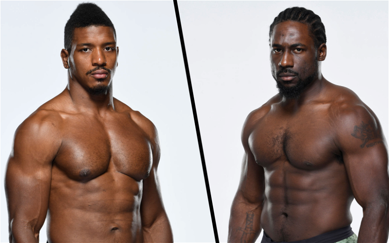 Image for Alonzo Menifield and William Knight Rebooked for UFC 260