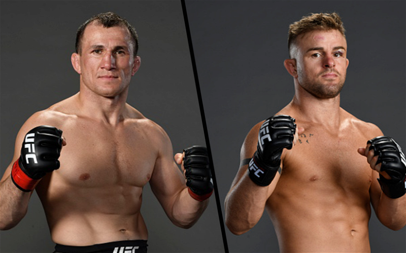 Image for Merab Dvalishvili vs Cody Stamann Fight Rebooked for UFC Event on May 1