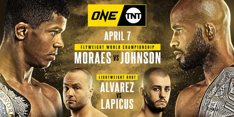 ONE on TNT Full Card Announced