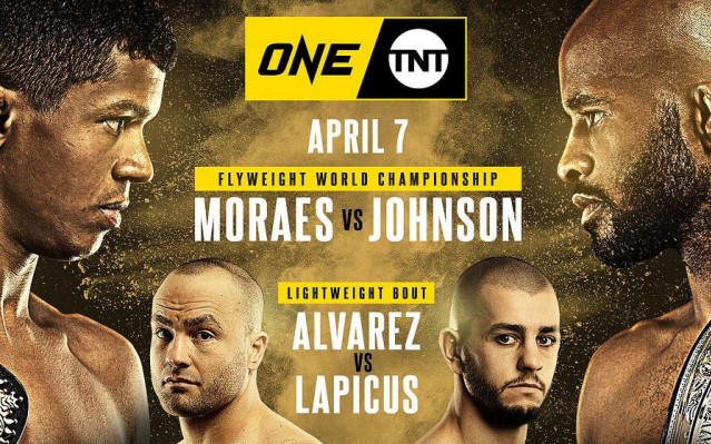 Image for ONE on TNT Full Card