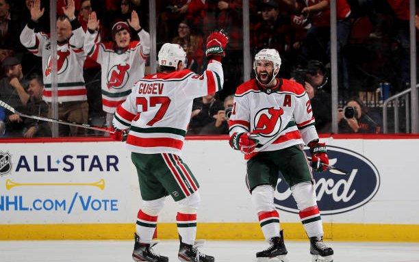 Image for Where Kyle Palmieri and Nikita Gusev Will Go in 2021 Trade Deadline