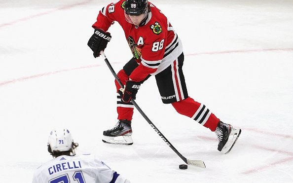 Image for Patrick Kane Reaches the Incredible 1000 Games Plateau