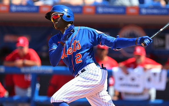 Image for 2021 NY Mets: Baty, Mauricio Among First Group of Spring Cuts