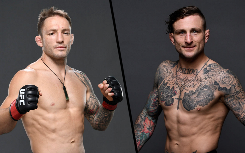 Image for UFC Vegas 22: Gillespie vs Riddell Fight Preview