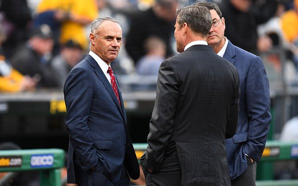 Image for 2021 MLB Season: MLB's Next Commissioner May Be Poised to Take Over