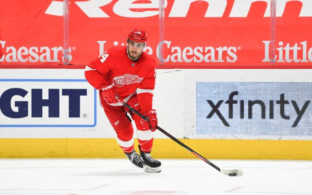 Image for Robby Fabbri Continuing to Make Steve Yzerman Look Like a Genius