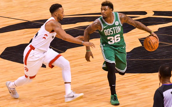 Image for Marcus Smart Injury Update
