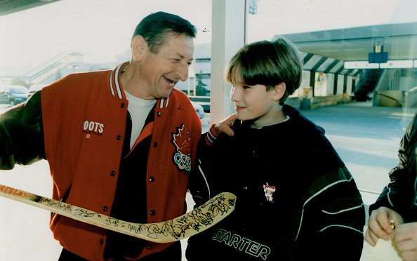 Image for Walter Gretzky, Father of Wayne Dies at Age 82