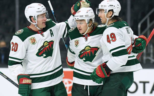 Image for Options For The Minnesota Wild in the 2021 Expansion Draft