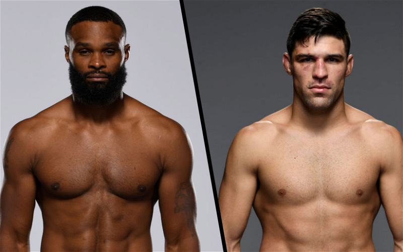 Image for UFC 260: Tyron Woodley vs Vicente Luque Fight Preview