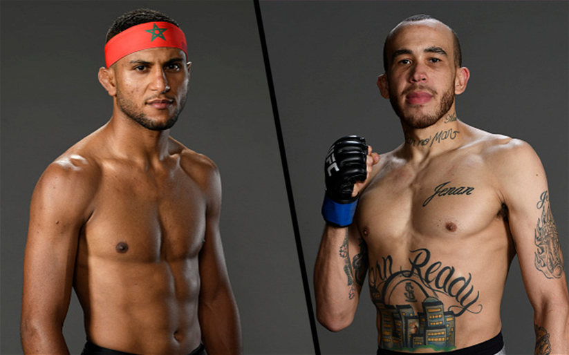 Image for Youssef Zalal and Sean Woodson To Fight on June 5th
