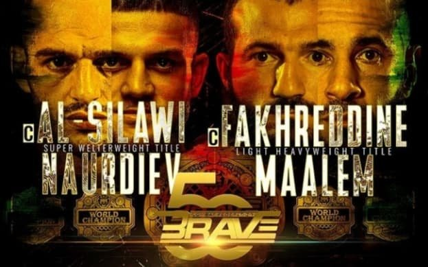 Image for Fights You Don't Want to Miss on Brave CF 50