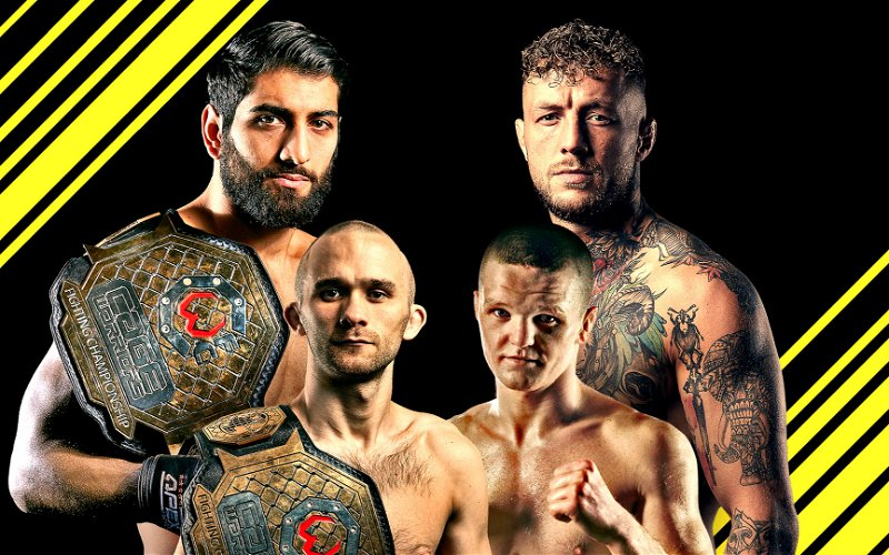 Image for Cage Warriors 121 Recap: Titles Retained