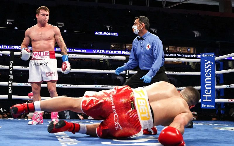 Image for Saturday's Canelo Mismatch: Tolerable or Inexcusable?