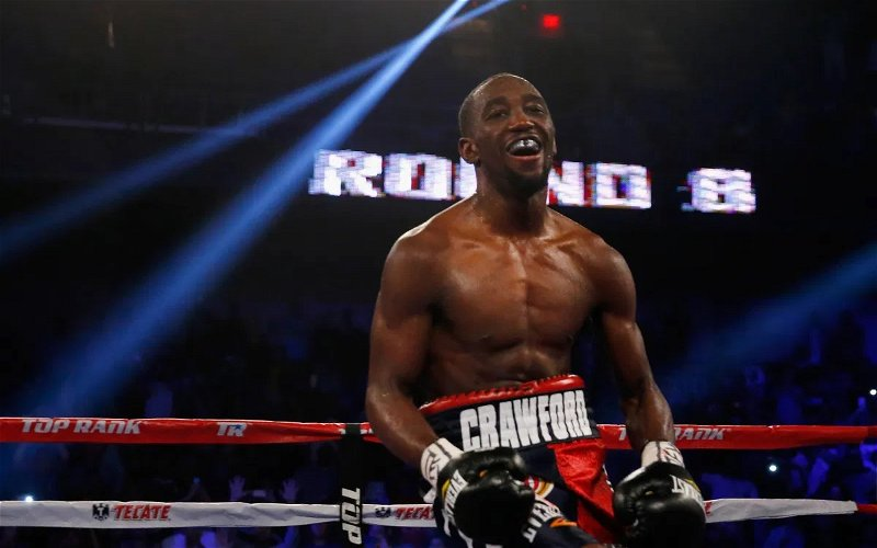 Image for Terence Crawford: Above it All, Below it All